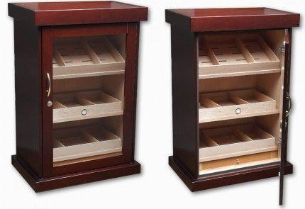 Discount Cigar Humidor Cabinets - The Bolivar
