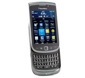 BlackBerry Torch 9800 (AT)