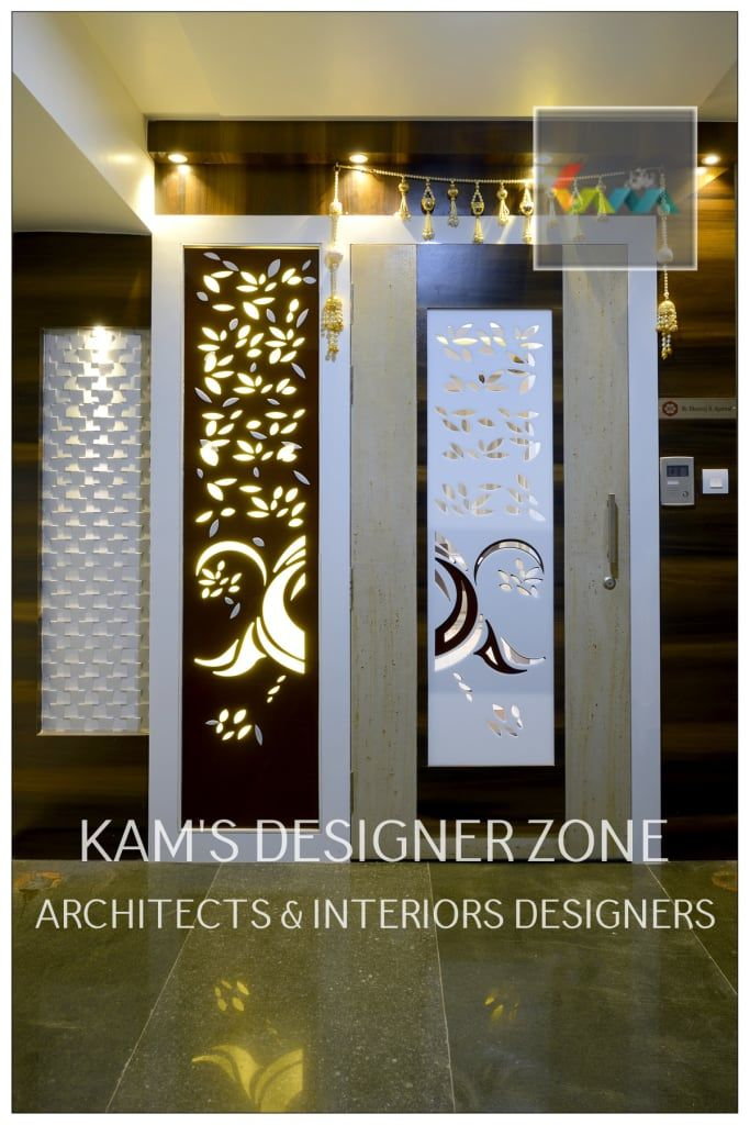 Create Cherry Atmosphere In Your Residence With Kam S Designer Zone Which Is Luxurious Interior Designer In Flat Interior Design Interior Design Flat Interior