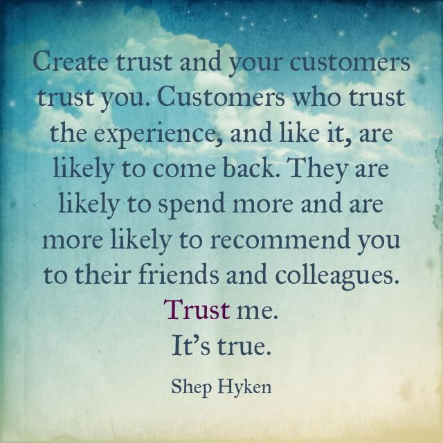 Trust In Business Quotes: 78+ Images About Business And Customer Service Quotes On