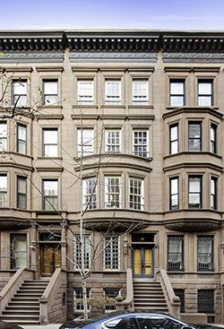 64 best images about new york townhouses on pinterest for Upper west side townhouse for sale
