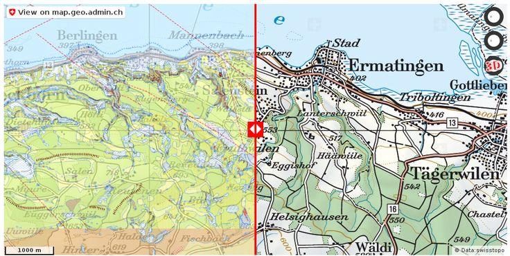 Salenstein TG Geologie Boden http://ift.tt/2gZ8F7A #geoportal #Cartography
