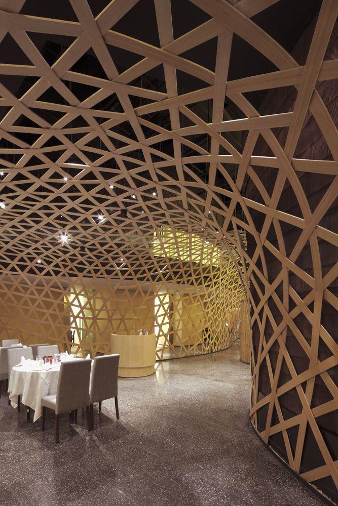Tang palace restaurant design d'intérieur par Fcjzd10