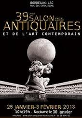 Salon des Antiquaires et de l'Art contemporain, Bordeaux, Aquitaine