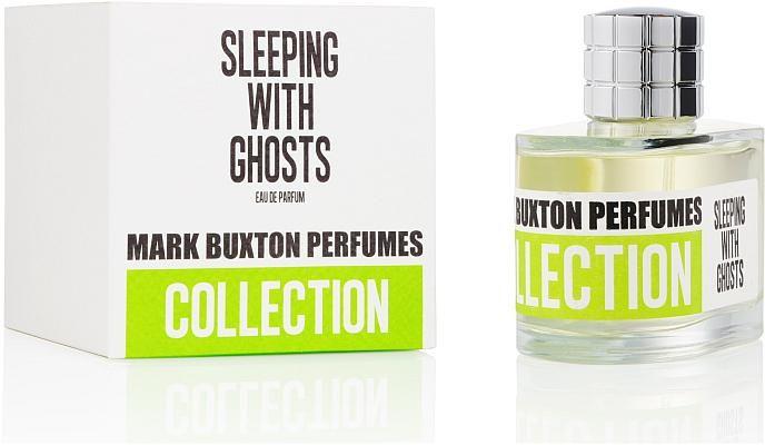 Sleeping with Ghosts  антазии крайней нежности … В поиске необычайной красоты, потерянной в темном мире… Легкий хруст Айвы продолжается мечтательной Ванилью, светящимся Ветивером . И все это затянуто в натуральную кожу  #markbuxton #imagineparfum