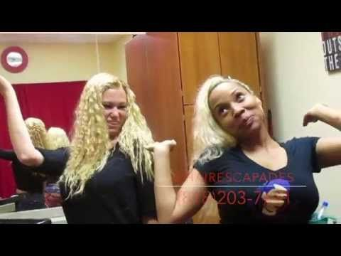 WHITE GIRL WEAVE - YouTube