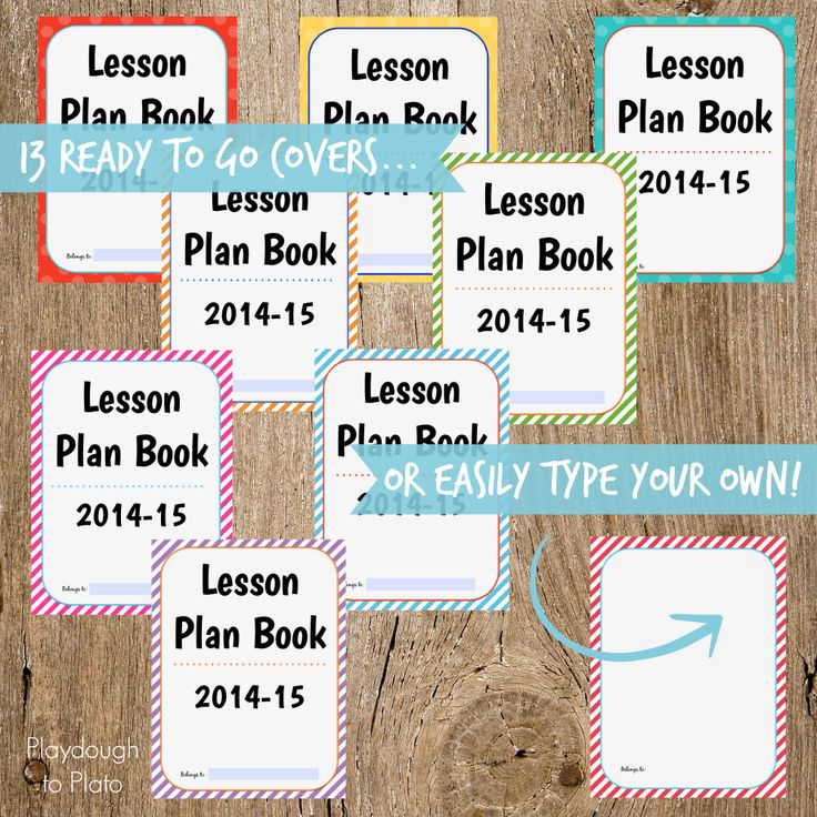 The 25+ best Free lesson planner ideas on Pinterest Lesson - lesson plan templates free
