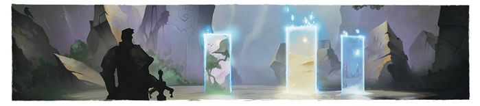 Crowfall game, portals to different worlds. You can see more on https://crowfall.com/  #Crowfall #gaming #art #MMO #MMORPG #RPG #online #multiplayer #PvP #illustration #PC