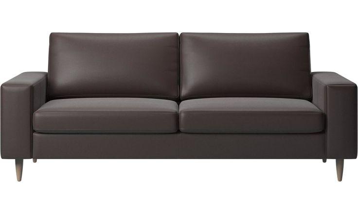 Modernos sofás de 2 plazas y media: calidad con el sello de BoConcept