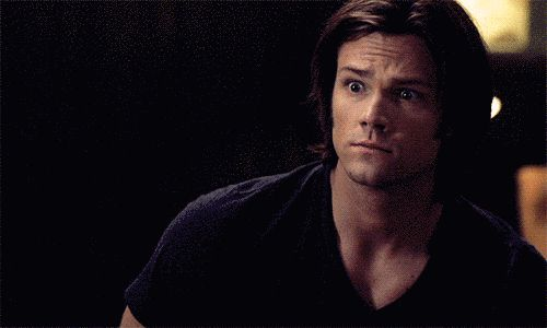 You sit on a throne of lies. | Community Post: Can You Make It Through These 25 Sam Winchester GIFs Without Swooning?