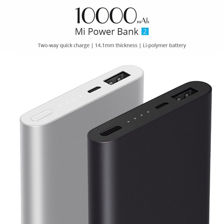 Xiaomi-Mi-Pocket-10000mAh-Mobile-Power-Bank-2-High-Capacity-Portable-Charger-For-Samsung--Xiaomi-iPhone7