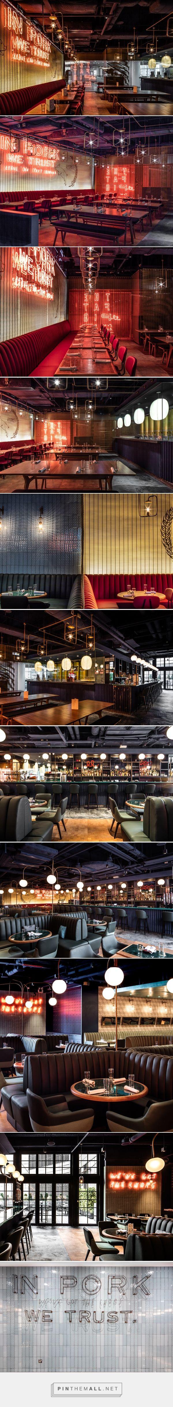 the fat pig restaurant in hong kong by michaelis boyd - created via https://pinthemall.net