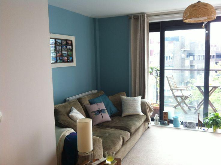 Dulux blue reflection | Living Room | Pinterest | Living ...