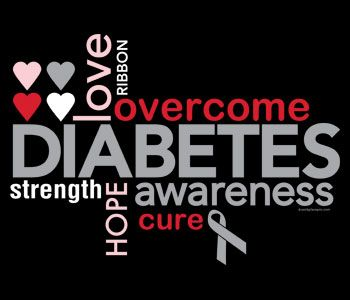 Diabetes Awareness T-Shirts | WorkPlacePro
