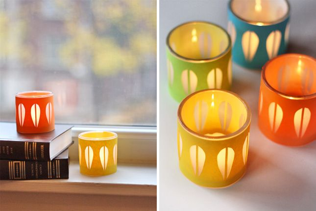 25 Beautiful Candle Holders You Can DIY via Brit + Co