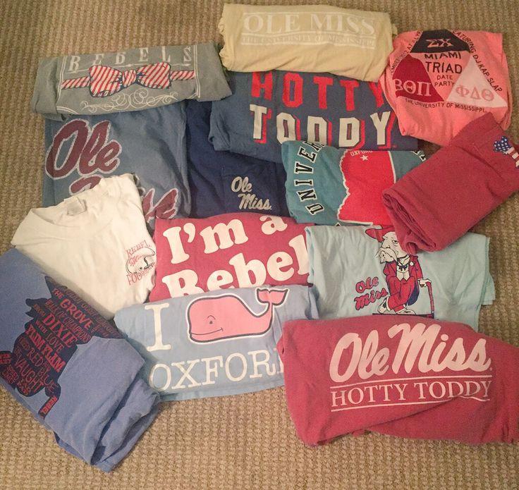ole miss tshirt obsession