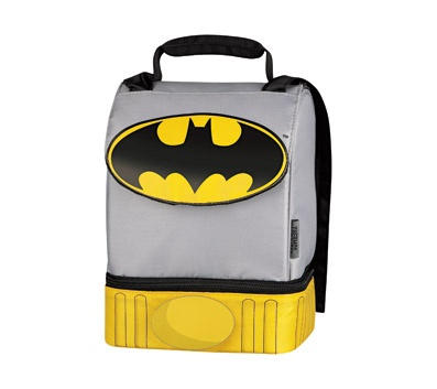 Batman lunch box with cape