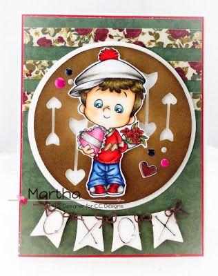 Roberto's Rascals Valentine Henry From CC Designs