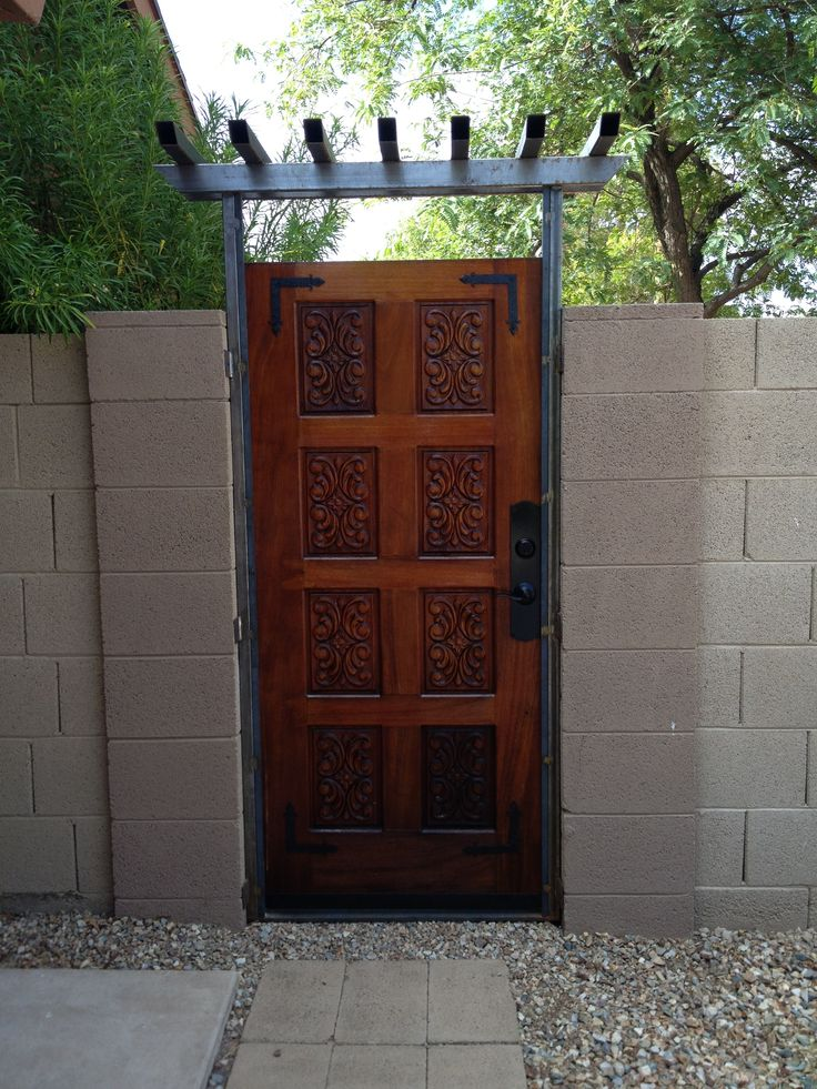 25 best Paso Home images on Pinterest | Entrance doors, Gates and ...