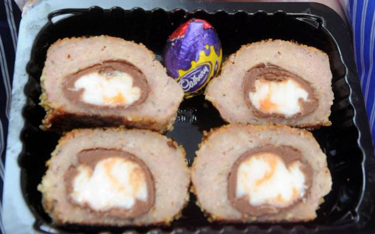 Step away from tradition and indulge in one of these weird and wonderful   Easter eggs. Or not...
