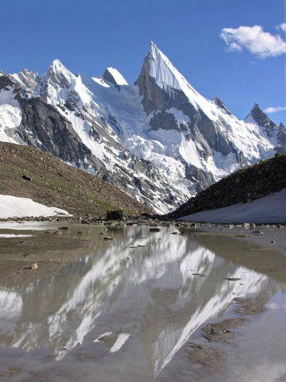 Laila Peak, Pakistan