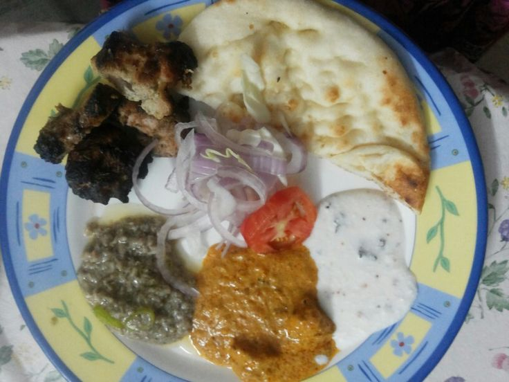 With kulchay | PAKISTANI FOOD | Pinterest
