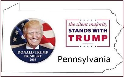 Trump stops in swing state Pennsylvania - http://conservativeread.com/trump-stops-in-swing-state-pennsylvania/