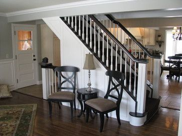 Home Remodel & Addition modern staircase