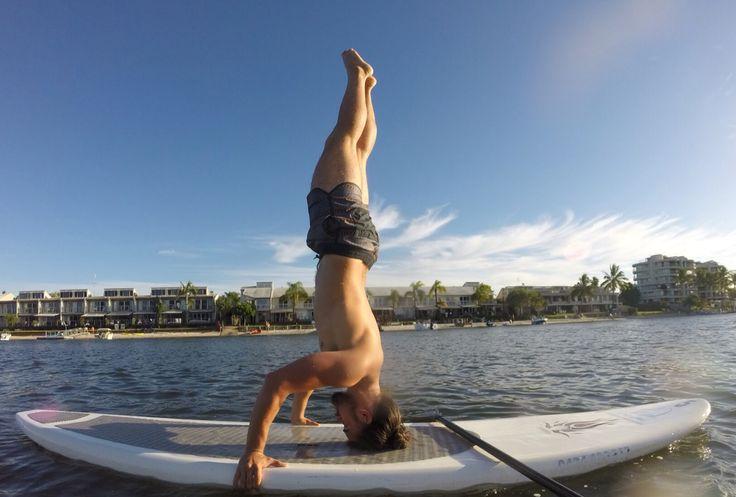 SUP Yoga. Core Yoga Studios.