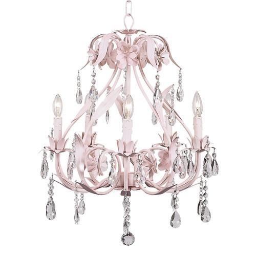 13 best kids lighting images on pinterest kids lighting 359 kids pink crystal chandelier nursery room decor light fixture lighting jewels aloadofball Images