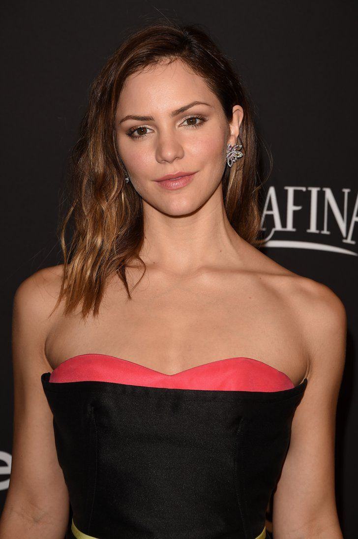 Pin for Later: Did They or Didn't They? The Best (Faux) Tans of the Red Carpet Katharine McPhee