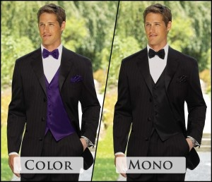 Match The Brides Colors Or Not