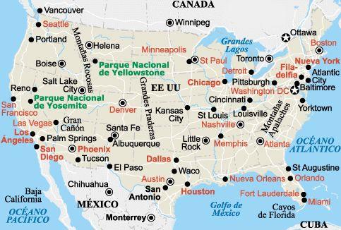Costa Oeste y Parques Nacionales de Estados Unidos en 25 días