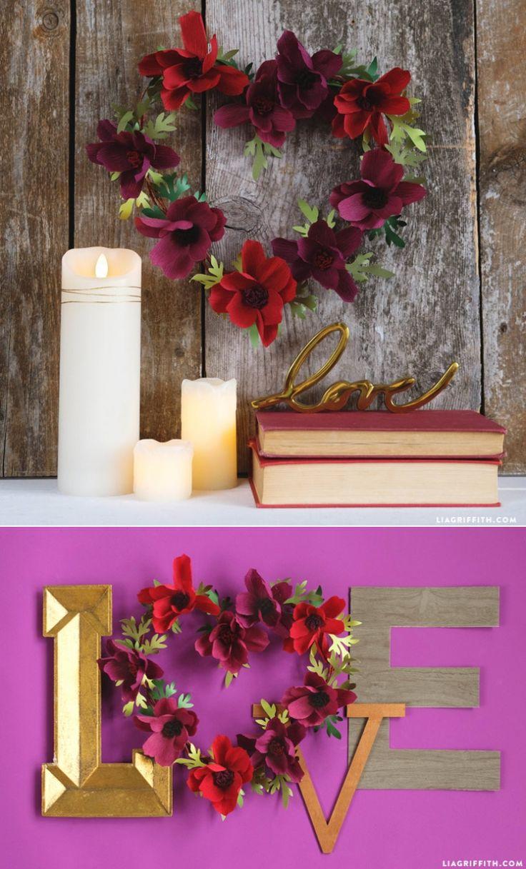 best Paper Flowers Tutorial images on Pinterest  Crepe paper