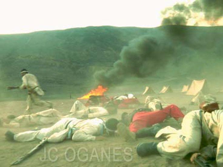 La Gloria del Pacífico: Película bélica de Perú - Taringa!