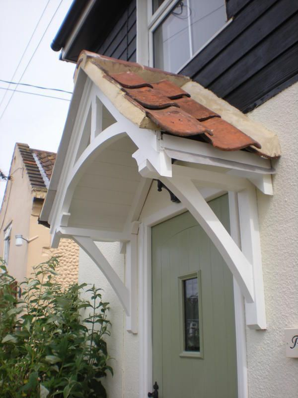 1000 ideas about front door canopy on pinterest door for Front porch awnings