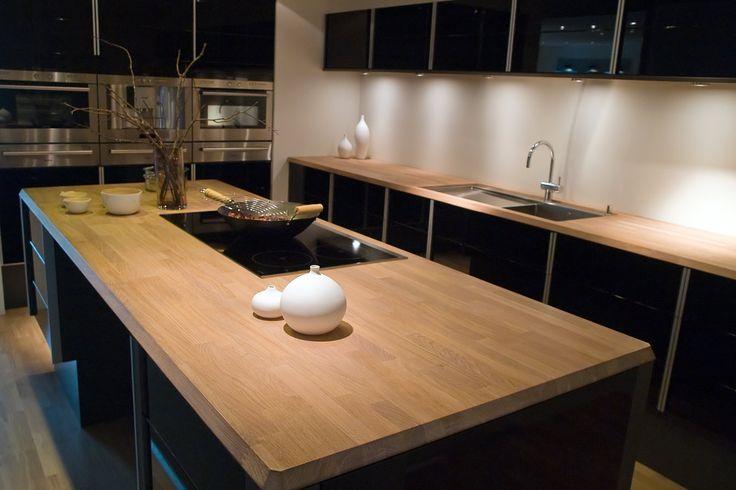 Werkblad Keuken Gamma : op Pinterest – Donkere Keukens, Keukenkasten en Donkere Kasten