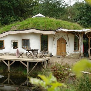 Living next to Lammas ecoVillage in Wales