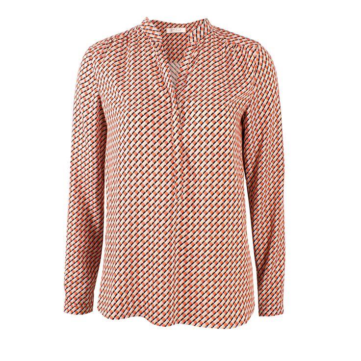 Tippy Galvan Coralle von KD Klaus Dilkrath #kd #dilkrath #kd12 #klausdilkrath #outfit #tippy #blouse #shirt #coralle #rose #coral #summer