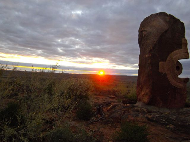 Desert Sculpture Garden broken hill 2011 - 105601902704229597544 - Picasa Web Albums