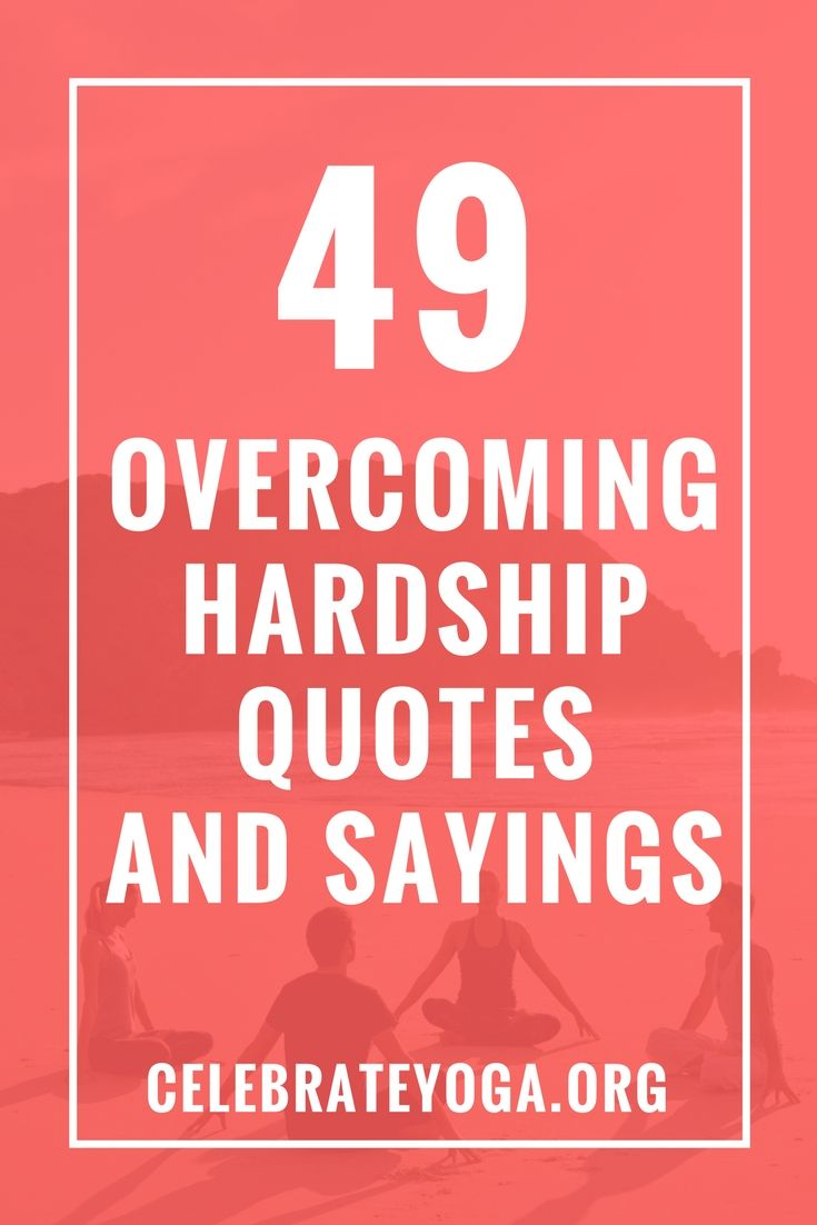 Problem Quotes The 25 Best Hardship Quotes Ideas On Pinterest  Weather The