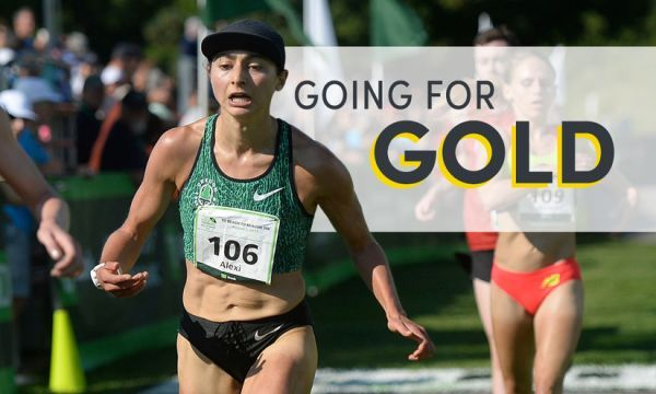 What Olympic Runner Alexi Pappas Eats Before A Big Race