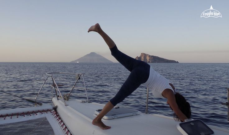 join us for sailing and yoga and explore the fantastic Aeolian Islands on your next holiday in Sicily.