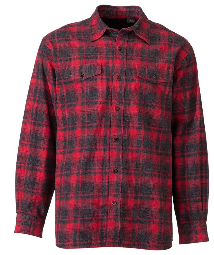 Redhead bear creek flannel shirt for men bass pro shops for Redhead bear creek flannel shirt