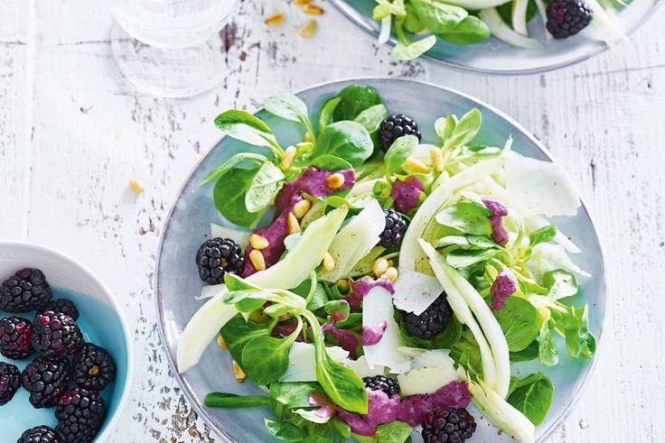 Proef de Italiaanse zomer met deze frisse salade. - Recept - Allerhande