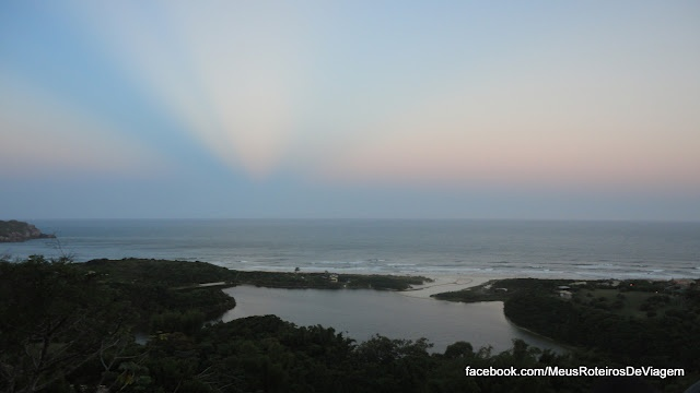 Praia do Rosa - Imbituba, Brasil