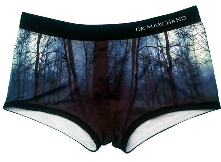 hratsky.com - męska bielizna - BOKSERKI DR MARCHAND FOREST If you have any questions and would you like to buy our underwear's, please write to us on e-mail: world@hratsky.com