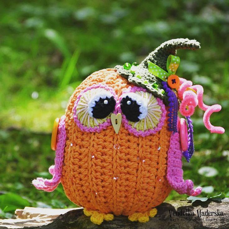 Pumpkin owl