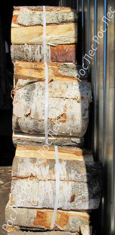 Купить #вязанку #дров (береза) цена 120 руб - Рос Лес