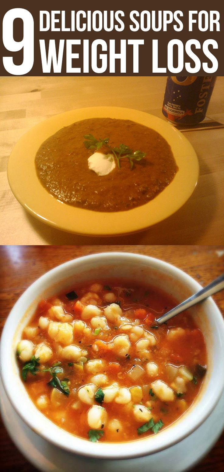 A lot of people today focus on weight loss. One of the best ways is a liquid diet. Here are some soups for weight loss that will help you those few ... #delicious #soups #weightloss